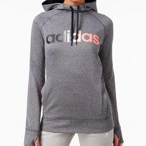 ADIDAS Climawarm Ultimate Fleece Logo Hoodie